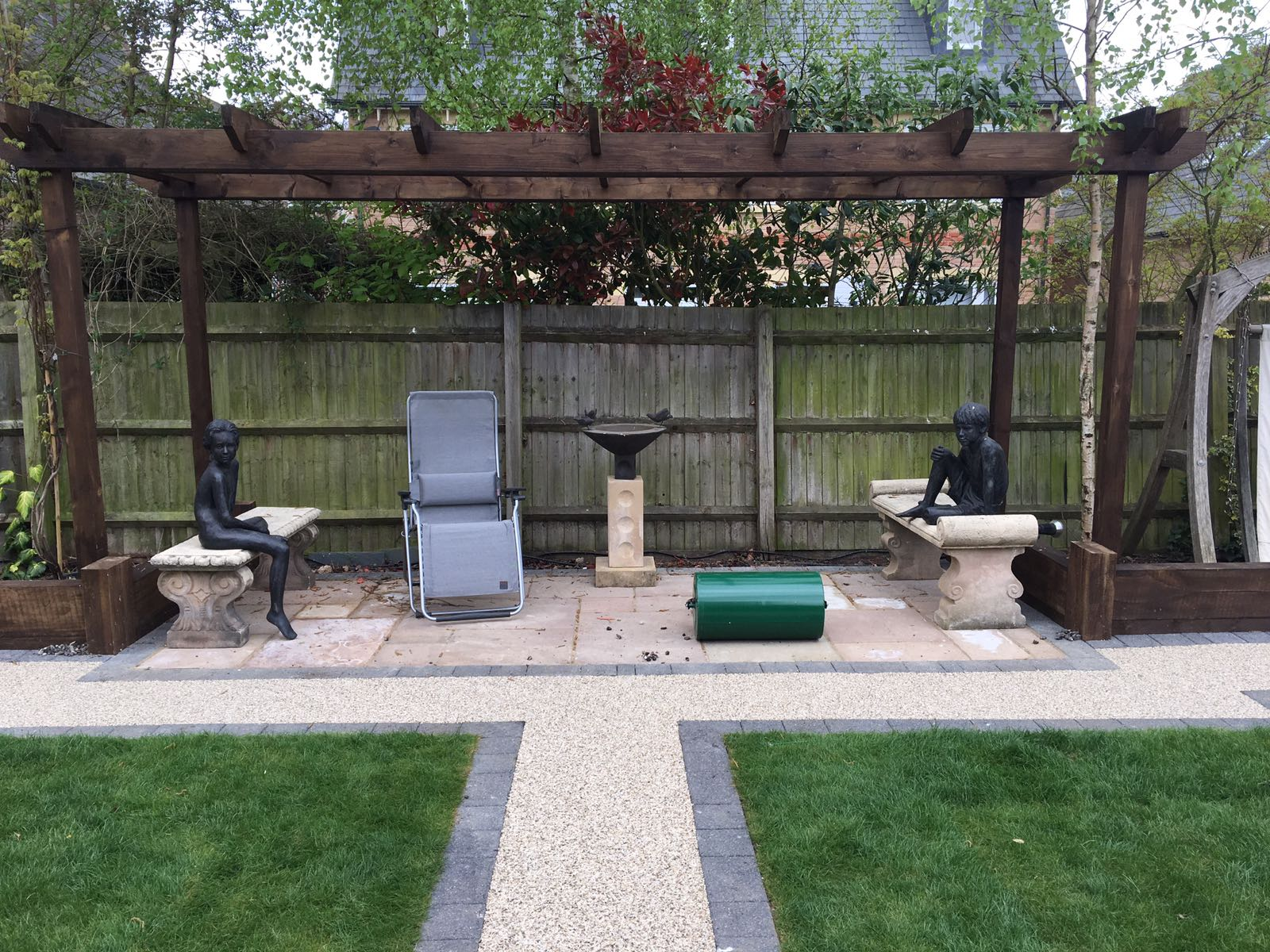 Ordinaire Resin Bonded Patio Hertfordshire