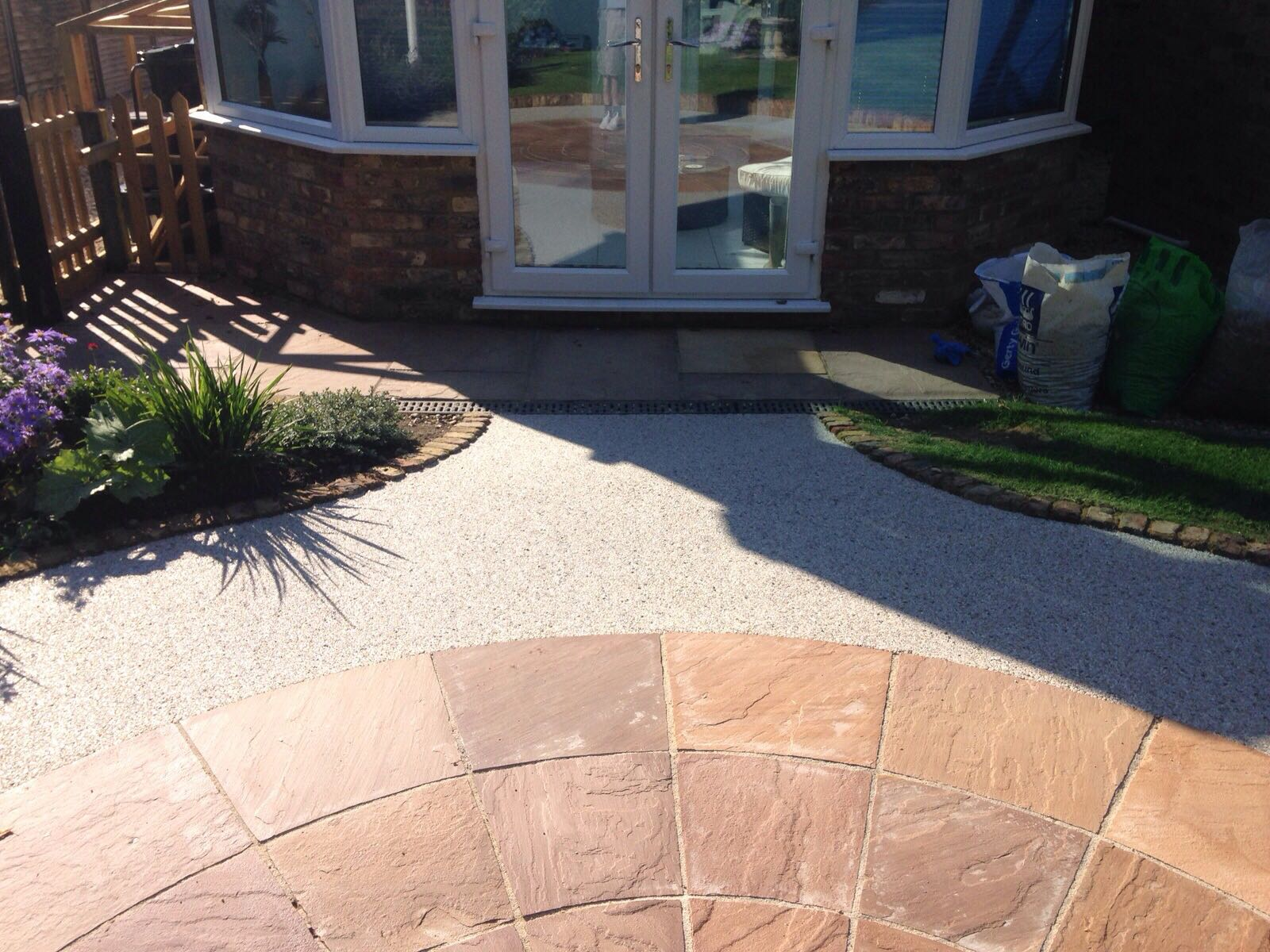 Beau Resin Patio Slabs Hemel Hempstead