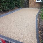 Resin Driveways in Northwood