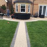 resin bound & bond North London