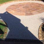 Resin and Paving slab patio hemel hempstead