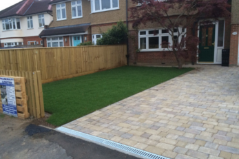 block paving Pinner