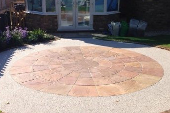patio installers London Colney