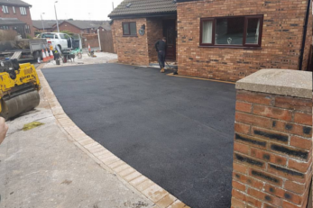 tarmac driveways in North London